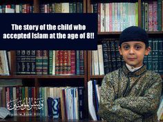 story child revert Islam