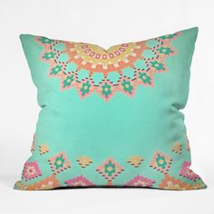 Monika Strigel California Dreams I Throw Pillow | DENY Designs Home Accessories