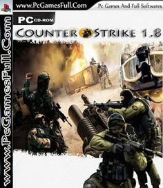 Counter Strike 1.8 Game Free Download Highly Compressed Full Version For Pc. Counter Strike 1.8 is a first person shooter video game developed by Valve Corporation. In this game players has to complete the mission of killing enemies by joining some team. There are total 3 teams in the game from which he has to choose any team of his own choice. If the other group successfully free those people from the player's group then the player may lose the game. The game is beautiful animated with the…