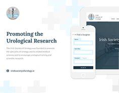 "Check out new work on my @Behance portfolio: ""Irish Society of Urology - Website"" http://be.net/gallery/50176823/Irish-Society-of-Urology-Website"