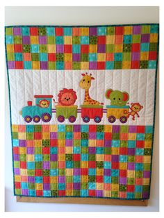 Quilt Baby, Baby Quilts Easy, Baby Quilts To Make, Baby Boy Quilt Patterns, Baby Patchwork Quilt, Cot Quilt, Handmade Baby Quilts, Baby Girl Quilts, Girls Quilts