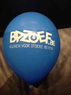 Ballonnen voor de kids!