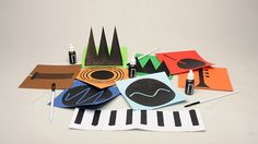 Conductive Paint Turns Plain Old Paper Into Playable Instruments