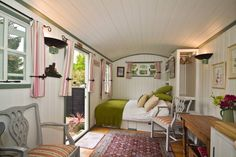 """Other in Bury, United Kingdom. A beautiful, secluded, self catering shepherds with ensuite bathroom, log burner, wifi and it's own dog friendly garden with bar b que.    About the Shepherds Hut   """"Elderflower"""" is our newly completed Self Catering Shepherds Hut. (February 2013) ..."""