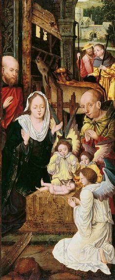 Niederrheinischer Meister, ZWEI ALTARFLÜGEL., 1530, Auktion 903 Alte Kunst (900 C), Lot 1115