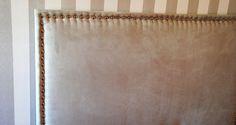 Como fazer uma cabeceira de cama *WHITE GLAM*: Como fazer uma cabeceira de cama ** How to make a headboard
