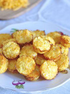 Crispy cheddar cauli-tots #kidfood #cauliflower #easyrecipe