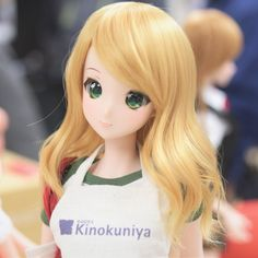 Smart Doll Ivory by Tanukitights