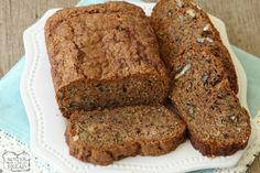 Zucchini Bread that truly is the best ever! Easy to make & you'll love the blend of spices used. Popular for a reason, it's the perfect zucchini bread recipe! Butter With A Side of Bread Easy Zucchini Bread, Best Zucchini Recipes, Quick Bread, Zucchini Cookies, Zucchini Brownies, Recipe Zucchini, Best Bread Recipe, Easy Bread Recipes, Cooking Recipes