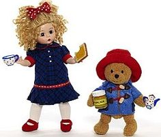 Alexander Doll Tea and Toast with Paddington Bear Collectible Doll $99.99