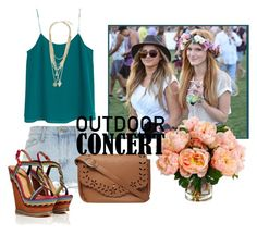 """""""Outdoor concert #2"""" by fashion-tagblog on Polyvore"""