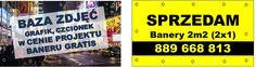 #banery #drukarnia #reklamy #projektyReklam #plakaty at1.com.pl