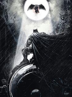 Batman vs Superman.