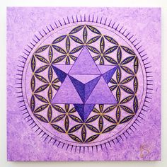 The Merkaba in The Flower of Life