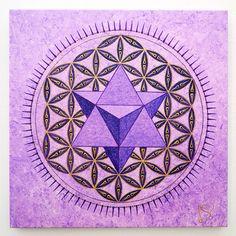 The Merkaba  - The Flower of Life