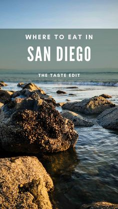 Know the best restaurants in San Diego including the best San Diego taco shops, breweries, fish tacos, Italian food, cocktail bar, natural wine shop, and more! #travel #sandiego san diego bucket list | san diego restaurants with a view | best restaurants in San Diego | best mexican restaurants in san diego Best Mexican Restaurants, San Diego Restaurants, Tour Around The World, Around The Worlds, San Diego Tacos, Taco Shop, California Living, Fish Tacos, Best Places To Eat