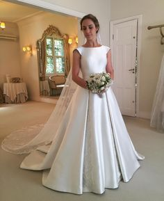 Maria Julia Leoni #vestidodenoiva #wandaborges #weddingdress
