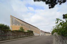Gallery of François Pompon High School Refurbishment / Charles-Henri Tachon - 3