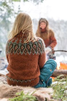 Tusseladd polar size S Norwegian Knitting, Get Fresh, Nordic Style, Cozy Sweaters, Knits, Unique Gifts, Handmade Items, Buy And Sell, Turtle Neck