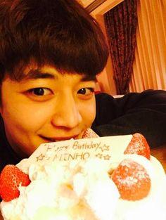 #SHINee #Choi #Minho ♡