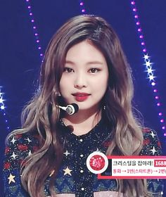 Image result for jennie kim gif Her makeup is always so pretty