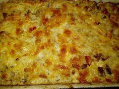 Lasagna, Pasta, Cheese, Ethnic Recipes, Food, Essen, Meals, Yemek, Lasagne