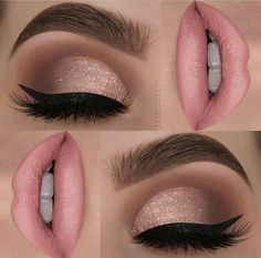 23 stunning prom makeup ideas to show off your beauty .- 23 atemberaubende Prom Make-up-Ideen, um Ihre Schönheit zu verbessern – pinbeauty 23 stunning prom makeup ideas to enhance your beauty - Glamorous Makeup, Glam Makeup, Bridal Makeup, Makeup Tips, Beauty Makeup, Makeup Ideas, Pink Makeup, Makeup Products, Pink Wedding Makeup