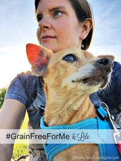 Previously broken and icky, foster dog Lele is on her way to wellness, with lots of love, antibiotics and Wellness CORE food. Read part 2 of her story! #sponsored #grainfreeforme @wellne