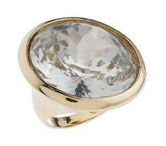 Bold Fun Fashion Ring by Rachel Zoe: $39.50