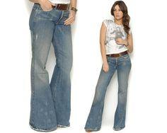 Big E Levi's Bell Bottom Jeans / Vintage 70s