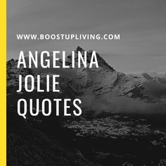 Angelina Jolie Quotes, Motivational Quotes, Inspirational Quotes, Health Tips, Ideas, Life Coach Quotes, Inspiring Quotes, Thoughts, Quotes Motivation