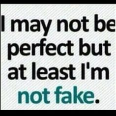 All these girls walk around with there head held high there fake body and think there perfect your not