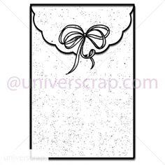 Tampons, Shabby, Fabric, Scrapbooking, Envelope, Tejido, Tela, Cloths, Fabrics
