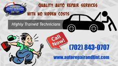 Auto Mechanic in North Las Vegas
