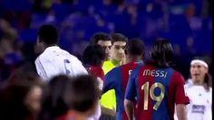 Quand Lionel Messi claquait des triplés au Real Madrid à l'âge de 19 ans .. http://www.dailymotion.com/video/x4jsvkr_quand-lionel-messi-claquait-des-triples-au-real-madrid-a-l-age-de-19-ans_sport
