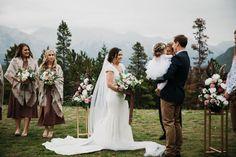 Banff Destination Wedding Photographer   Meg + Cam - Brittany VanRuymbeke Photos + Films Wedding Film, Wedding Day, Short Trip, Wedding Bridesmaid Dresses, Live In The Now, Banff, Destination Wedding Photographer, Brittany, Films