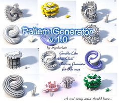 Pattern Generator | ScriptSpot