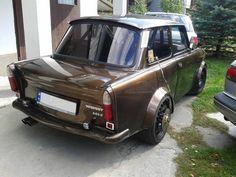 Trabant Turbo Quattro: bakelitová střela udělá 0-200 za 15,5 s - 24 -