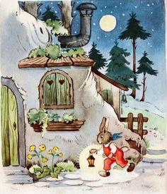 per tutti gli amanti dei libri illustrati per bambini degli anni 40/70 del secolo scorso e di tante altre cose belle.  Siamo partite con i libricini, ma poi ci siamo allargate: qui si trovano gli argomenti più disparati,fiori, libri, ricami, film , viaggi e tanto d'altro, ma sempre in chiave soft!.....Chi vuole può seguirci sugli altri nostri blog: soloillustratori, passeggiando tra parchi e castelli, Dindì, storiedellamiafamiglia, specialepinup.