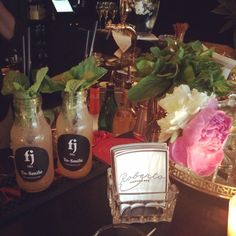 Fj's mix line at Roberto's bar in Vienna Austria!!  www.fionasjuices.com Vienna Austria, Juices, Bar, Table Decorations, Juice Fast, Juicing, Dinner Table Decorations, Center Pieces