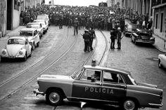 Lisboa, Portugal. 1974, 25 de Abril sempre. Por Alfredo Cunha