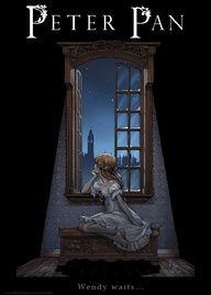 Kickstarter campaign for a new comic book adaptation of Peter Pan