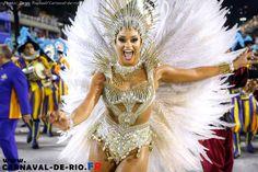 Samba, Rio Carnival, Photos Du, Belle Photo, Girls, Crown, Celebrities, Cotton, Rainbow