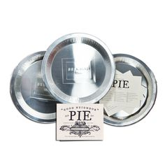 Good Neighbor Pie Kit because fences might make good neighbors, but pies make even better ones.