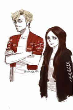 The Maximoff twins sharing each other's clothing