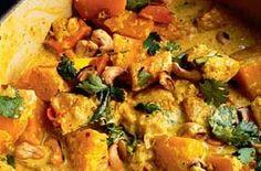 Root Vegetable Korma a la Nigel Slater Swede Recipes, Carrot Recipes, Veggie Recipes, Healthy Recipes, Autumn Winter Recipes, Winter Food, Lacto Vegetarian Recipe, Nigel Slater, Veggie Delight