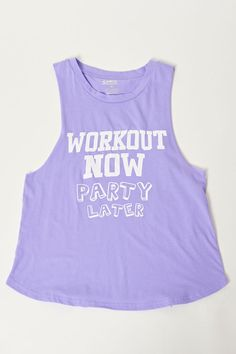 Active Tank Tops | 5 More Minutes