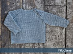 Free Knitting Pattern for a Baby Sweater Elliot ⋆ Knitting Bee