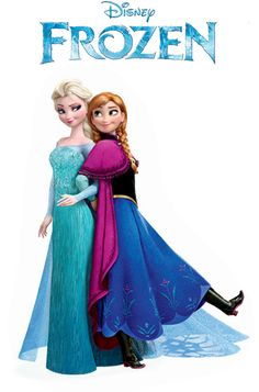 Elsa (on the left) and Anna (on the right) from Disney's new movie Frozen. Description from pinterest.com. I searched for this on bing.com/images