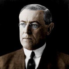 Woodrow Wilson (December was the twenty-eighth President of the United States. Thomas Woodrow Wilson, President of the USA, was born 28 December 1856 in Staunton, Virginia, United States to Joseph Ruggles Wilson and Janet E Woodrow and died Triple Entente, List Of Presidents, American Presidents, Cayman Islands, Us History, American History, American Pride, American Indians, Family History